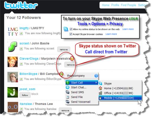 Skype Twitter Presense 10-06-2009 7-59-47 PM